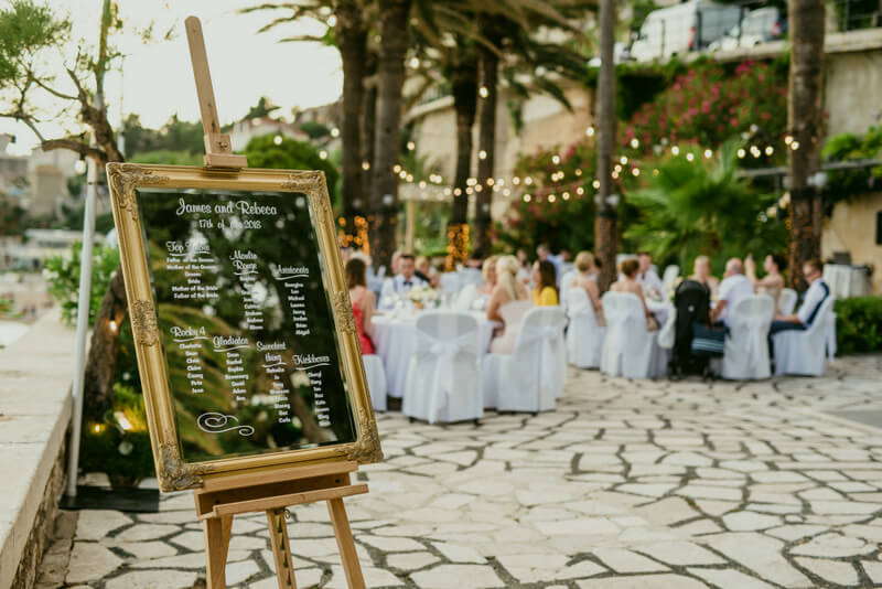 Wedding Venues for getting married abroad by the Bridal Consultant